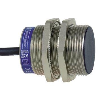 Czujnik indukcyjny M30 2,5mm 12-24V DC PNP 1Z kabel 2m XS1N30PA349