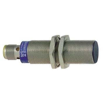 Czujnik indukcyjny M12 4mm zakryty 12-24V DC PNP/NPN 1Z/1R połączenie M12 4-piny XS1M18KP340D