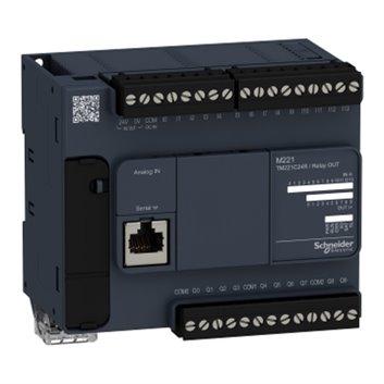 Sterownik M221-24I/O 100-240V AC TM221C24R