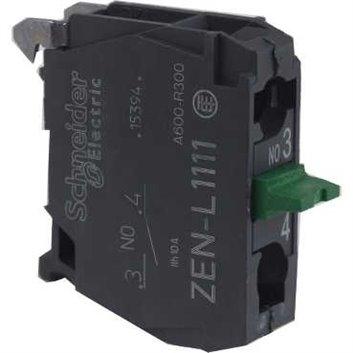 Styk pomocniczy 1Z montaż do ścianki tylnej ZENL1111