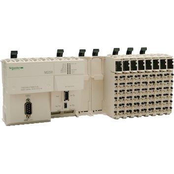 Sterownik Modicon M258 Eth/CAN/66DIO/4AI TM258LF66DT4L