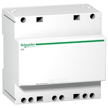 Transformator bezpieczeństwa 230/12/24V 25VA iTR A9A15219