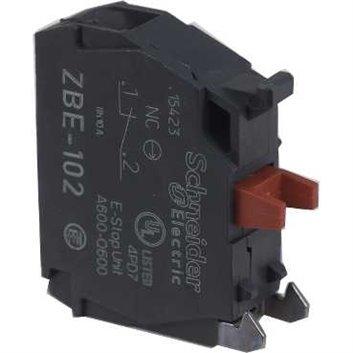 Styk pomocniczy 1R montaż czołowy ZBE102
