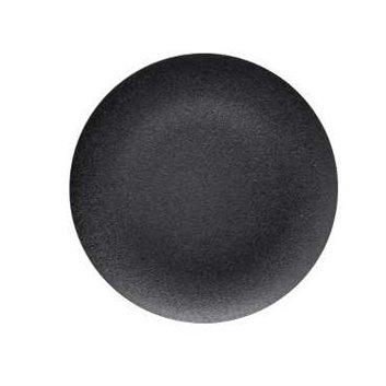 Wkładka do przycisku 22mm płaska czarna do ZB5-AA0 bez opisu ZBA2