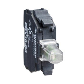 Zestaw świetlny z diodą LED czerwony 230-240V AC ZBVM4