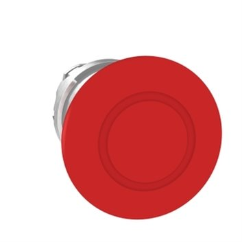 Napęd przycisku bezpieczeństwa czerwony przez pociągnięcie bez podświetlenia ZB4BT84
