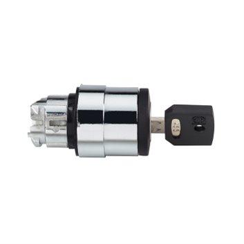 Napęd przełącznika 2 położeniowy klucz z samopowrotem ZB4BG6