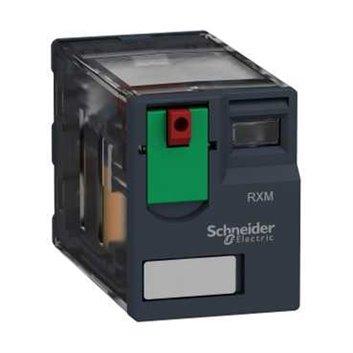 Przekaźnik Zelio RXM, 4 C/O, 24 V AC, 3A RXM4GB1B7