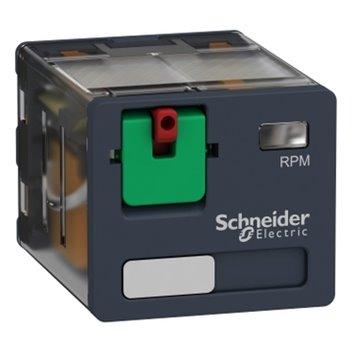 Przekaźnik mocy wtykowy, Zelio RPM, 3 styki przełączne, 120 V AC RPM31F7