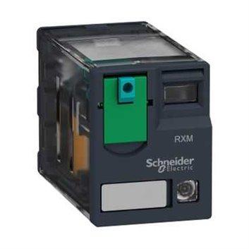 Przekaźnik, Zelio RXM, 3 C/O, 12 V DC, 10A, z LED RXM3AB2JD