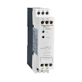Przekaźnik z sondą termistora, LT3 z autom. kasowaniem, 24 V, 1 NO+1 NC LT3SA00ED
