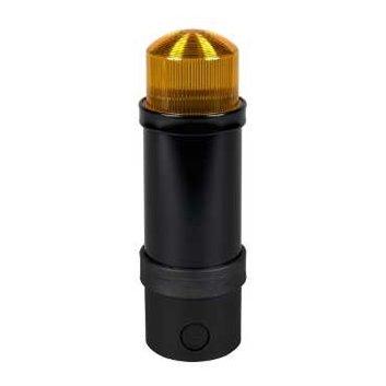 Sygnalizator św. żółty z lampą błyskową XVBL8B8