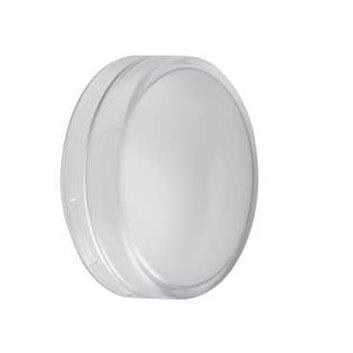 Soczewka biała zwykła do okrągłego wskaźnika św. O22 zinteg. LED ZBV0113