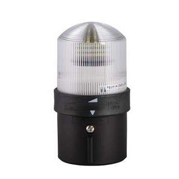 Kolumna świetlna O 70, światło stałe, przezroczysta IP65 , 24 V XVBL0B7
