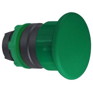 Napęd przycisku grzybkowego zielony z samopowrotem ZB5AC3