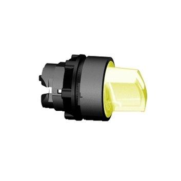 Napęd przełącznika podśw. żółty ZB5AK1553