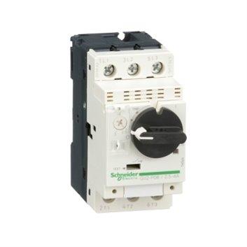 Wyłącznik silnikowy 3P 1,5kW 2,5-4A GV2P08