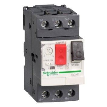 Wyłącznik silnikowy 3P 1,5kW 2,5-4A GV2ME08