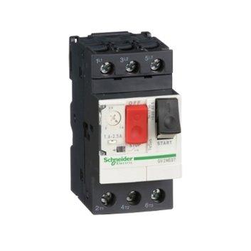Wyłącznik silnikowy 3P 0,75kW 1,6-2,5A GV2ME07