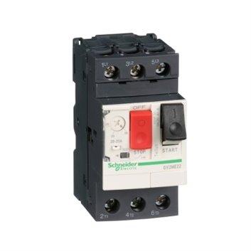 Wyłącznik silnikowy 3P 11kW 20-25A GV2ME22