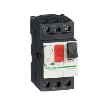 Wyłącznik silnikowy 3P 4kW 6-10A GV2ME14