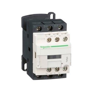 Stycznik mocy 18A 3P 24V AC 1Z 1R LC1D18B7