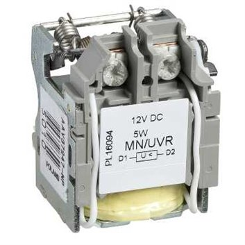 Wyzwalacz podnapieciowy 24V DC MN EasyPact CVS LV429410