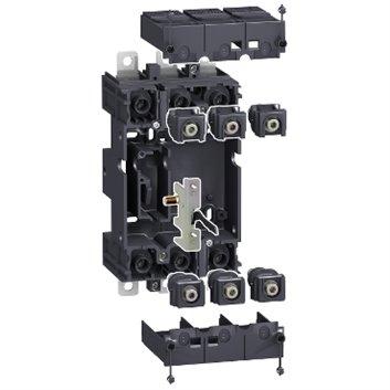 Podstawa wtykowa 3P kit NSX100-250 LV429289