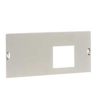 Płyta czołowa 250x500mm 1x4P biała 03644