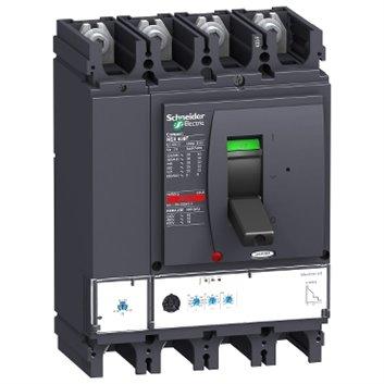 Wyłącznik mocy 630A 4P 36kA NSX630F Mic2,3 LV432877