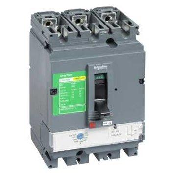 Wyłącznik mocy 250A 4P 36kA EasyPact CVS250 TM250D LV525353