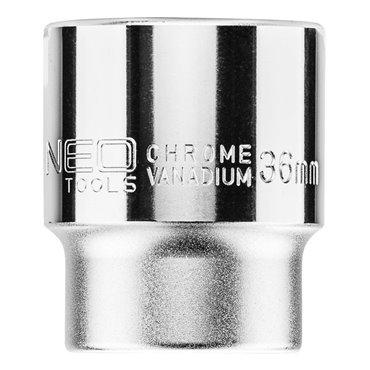 Nasadka dwunastokątna 3, 4 cala 36mm 08-326