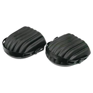 Nakolanniki gumowe z regulacją czarne 82S160