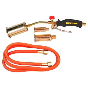 Zestaw palników gazowych 19.5kW 3- palniki, wąż 1,5m 44E115