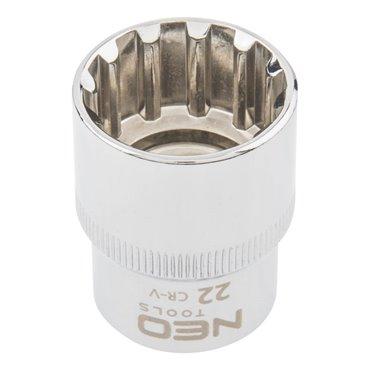 Nasadka Spline 1/2cala 22 mm 08-594