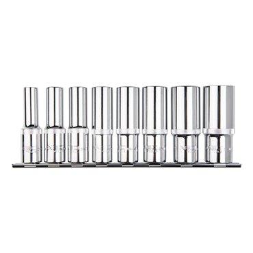 Nasadki Spline 1/2cala długie zestaw 8 elementów 08-650