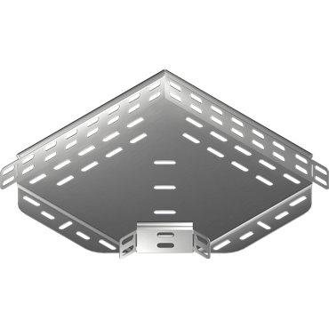 Kolanko korytka 90 stopni 100x50mm KKJ100H50 156210