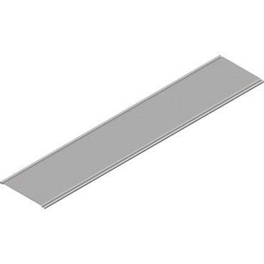 Pokrywa korytka 100mm 2m 0,5mm PKR100/2 100310 /2m/