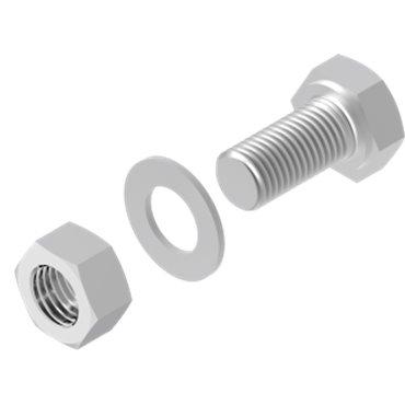 Śruba (komplet) typ SM M8X16 650443 /100szt./