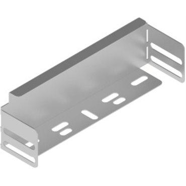 Zaślepka korytka 100mm 50mm ZKL100H50 158601