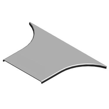 Pokrywa trójnika PTKZDP100 307210
