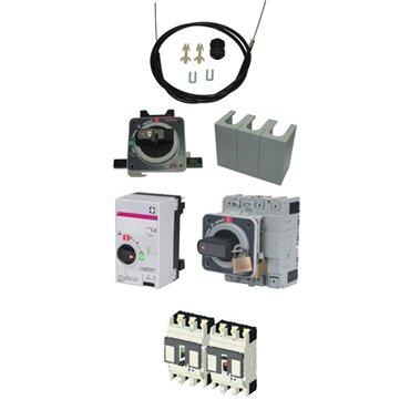 Przekaźnik różnicowoprądowy ETIBREAK LRE-A 110-230-380V 004671603