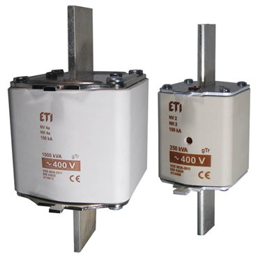 Wkładka bezpiecznikowa NH4a 361A gTr 250kVA 400V WT-4a 004116406