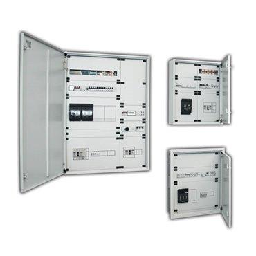 Obudowa pusta 3x24 natynkowa IP41 szara 550x500x160mm ETIBOX 4XN160 2-3 001101400