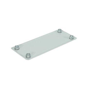 Przepust kablowy aluminiowy z nakrętkami EH-AL 001101713