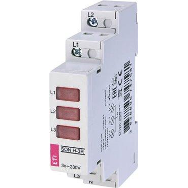 Sygnalizator obecności napięcia SON H-3R 002471552