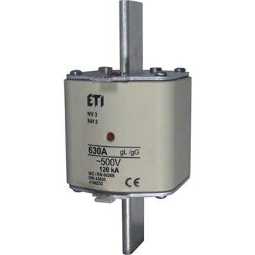Wkładka bezpiecznikowa KOMBI NH3 355A gG 690V WT-3 004186328