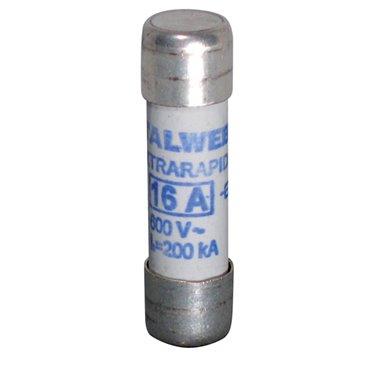 Wkładka bezpiecznikowa cylindryczna 10x38mm 32A aR 600V CH10UQ 002625015