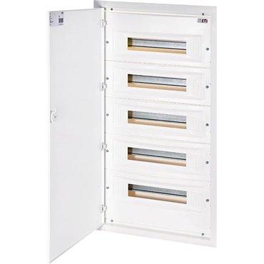 Rozdzielnica modułowa 5x18 podtynkowa /dzwi metal/ IP40 ERP18-5 DIDO 001101216