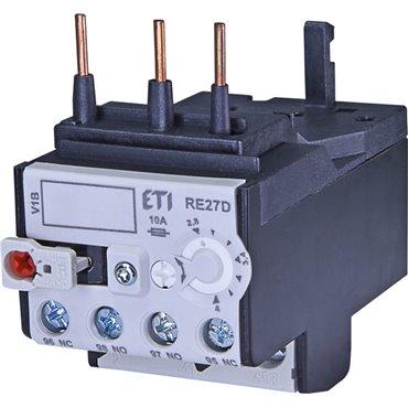 Przekaźnik termiczny 2,8-4A /do CEM9...CEM25/ RE27D-4,0 004642406